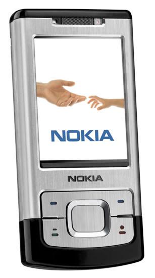 Nokia 6500 slide, imágenes y características