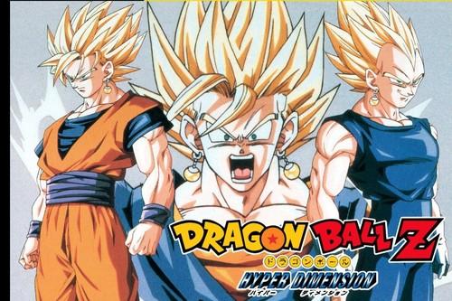 Dragon Ball Z Hyper Dimension: la última batalla de Goku en los sistemas de 16 bits