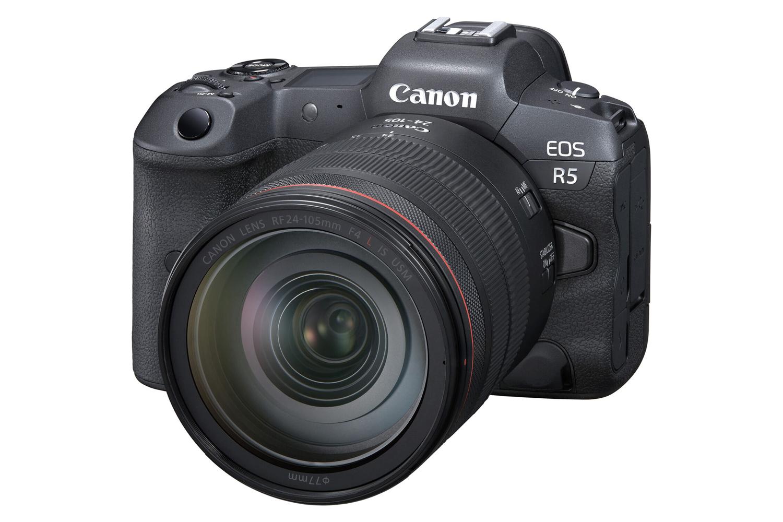 Canon EOS R5 (Cuerpo solo)