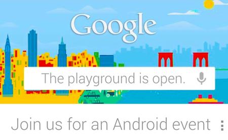 Se cancela el próximo evento de Google, el Nexus 4 tendrá que esperar
