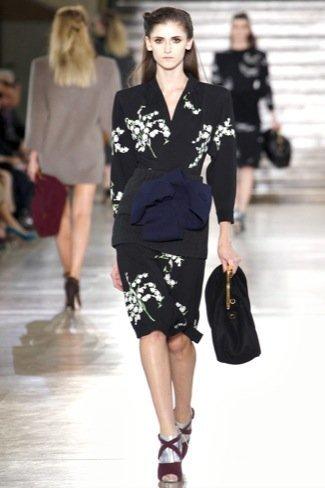 Miu Miu Otoño-Invierno 2011/2012 kimono