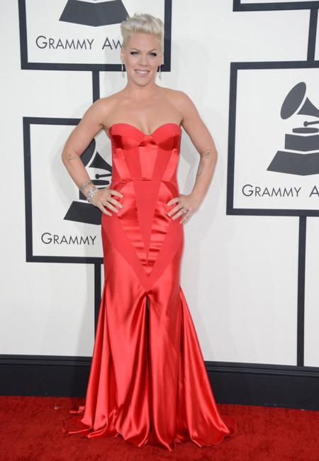 Pink Peor Grammy 2014