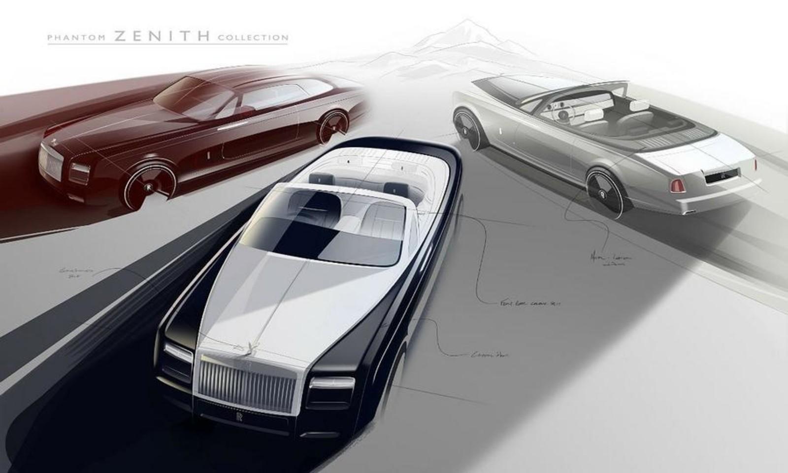 Foto de Rolls-Royce Phantom Drophead Coupé (1/11)
