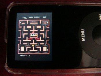 Pacman en el iPod