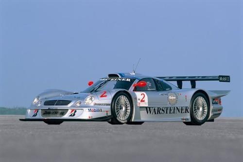 Coches para el recuerdo: Así era el Mercedes-Benz CLK GTR