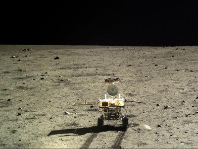 Gracias a China nos llegan las primeras fotografías de la superficie de la Luna desde 1976