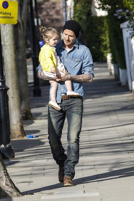 David Beckham Denim
