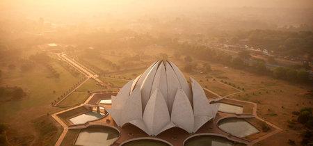 Ver los monumentos del mundo a vista de drone te va a provocar una paz infinita