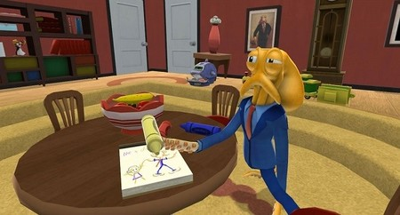 Octodad: Dadliest Catch llegará a PlayStation 4 a principios de Abril