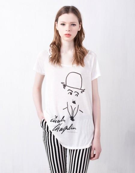 Claves de estilo para ir de shopping: las camisetas son para la primavera