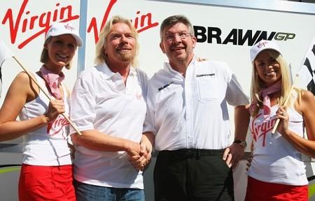 Brawn GP podría cambiar de nombre