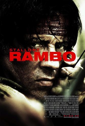 Y otro póster nuevo de 'Rambo'