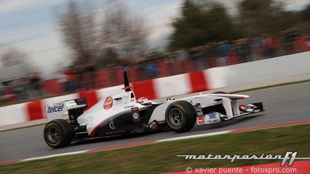 Previo Fórmula 1: Kamui Kobayashi, el honor y los sueños