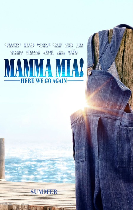 Mamma Mia 2! Here We Go Again