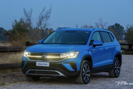 Volkswagen Taos Opiniones Lanzamiento Mexico 7