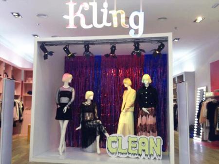 Clean, la colección limitada de Kling. ¿Te gusta lo arriesgado?