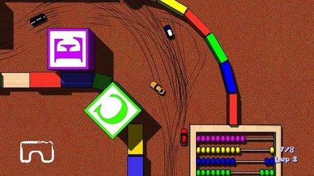 'Toy Cars' ya disponible en Xbox 360. A PC llegará pronto