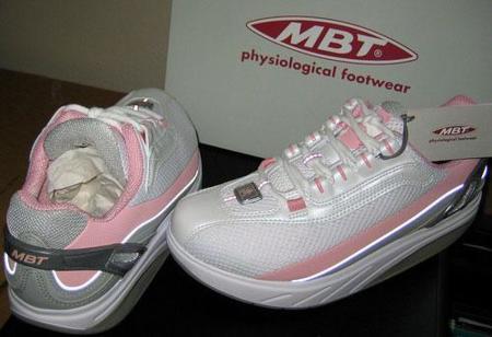 Zapatillas que ayudan a  adelgazar, ¿qué hay de cierto?