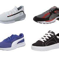 Ofertas en zapatillas de marcas como Puma, Under Armour o Skechers por menos de 30 euros en algunas tallas sueltas en Amazon