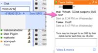 Gmail ya permite enviar SMS gratis (solo a EEUU)