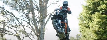 ¡Diabólico! Chris Birch desata todo el potencial de la KTM 1290 Super Adventure R con un vídeo casi imposible