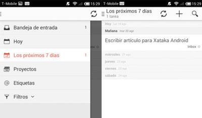 Todoist estrecha relaciones con Evernote, Google Calendar y GitHub en esta actualización