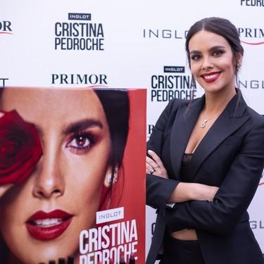 Cristina Pedroche presenta su primera colección de maquillaje