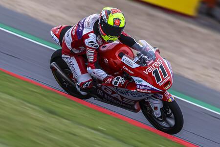 Sergio Garcia Silverstone Moto3 2021