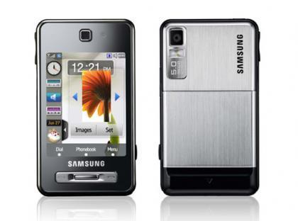 Samsung F480 Tocco ya con Vodafone