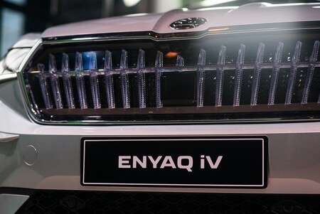 Skoda Enyaq 2021 Primer Contacto