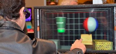 Emulando la sensación del tacto en un monitor. El futuro según Microsoft.