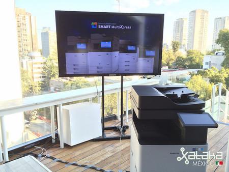 Los nuevos multifuncionales equipados con Android llegan a México de la mano de Samsung