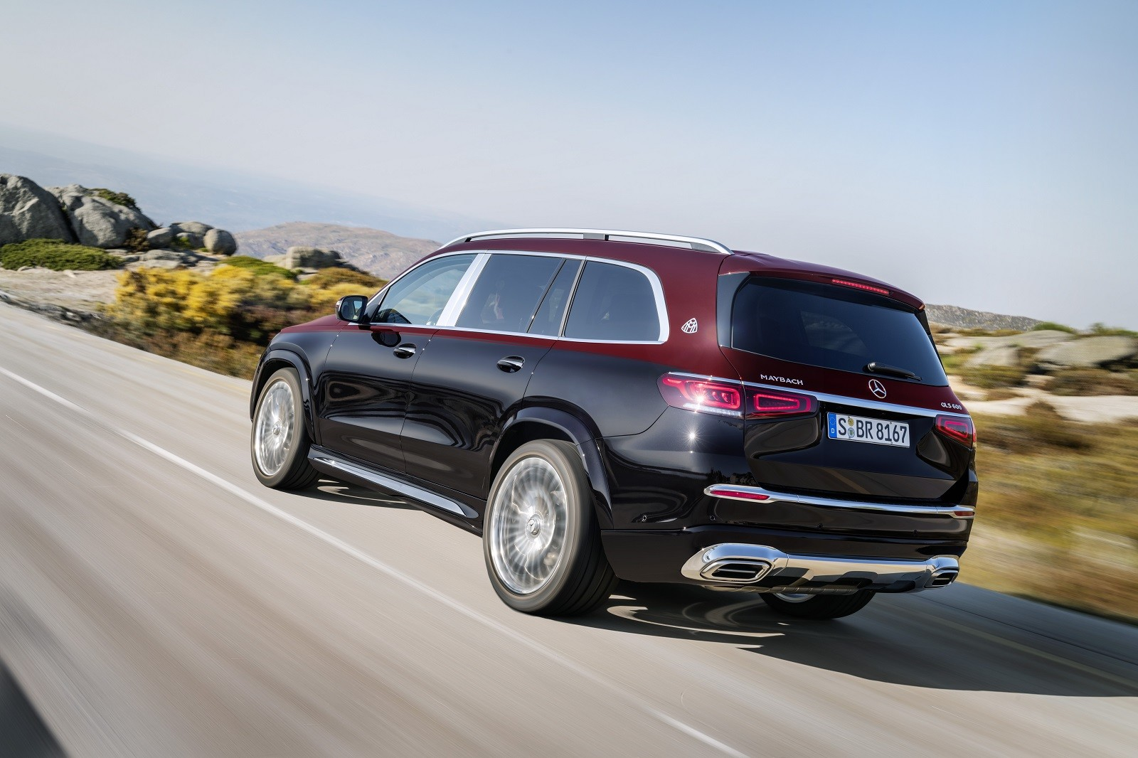 Foto de Mercedes-Maybach GLS 600 2020 (17/17)