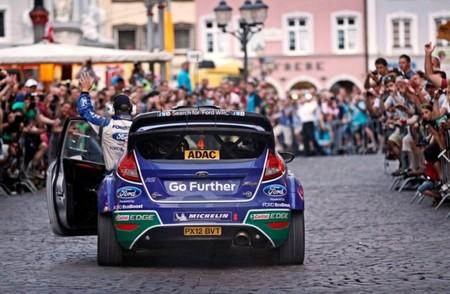 Petter Solberg se pasará finalmente al RallyCross