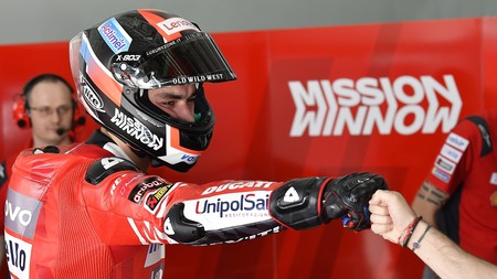 Ducati Motogp Mission Winnow