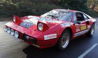 Ferrari 308 GTB Grupo B, a subasta