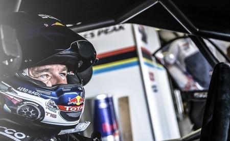 Victoria y récord de Sébastien Loeb y Peugeot en Pikes Peak