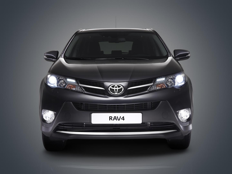 Foto de Toyota RAV4 2013 (13/20)