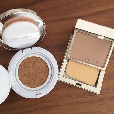 Probamos las nuevas bases de maquillaje de Clarins, amor a primera vista