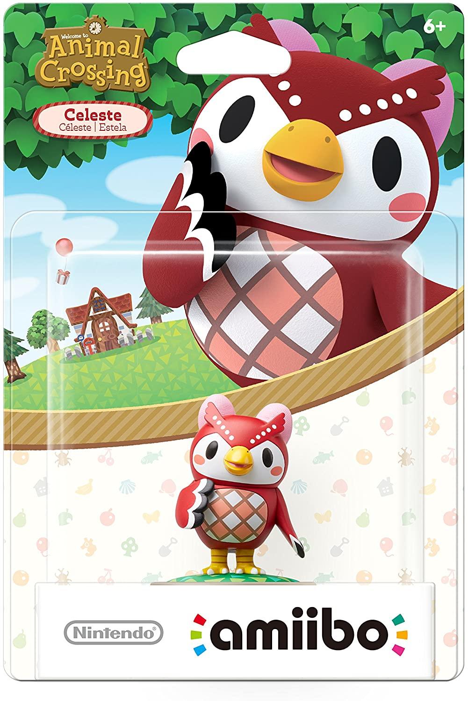 Amiibo Celeste Animal Crossing