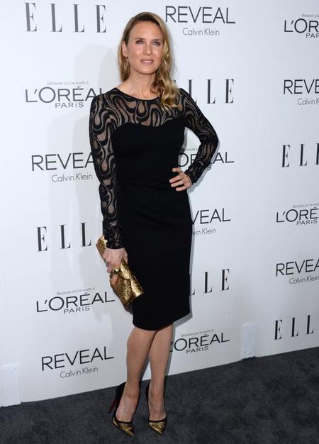 ¿Quién eres tú y qué has hecho con Renée Zellweger?
