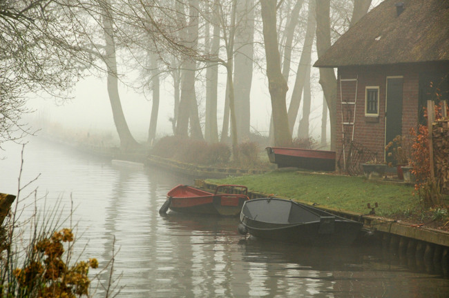 Giethoorn canales