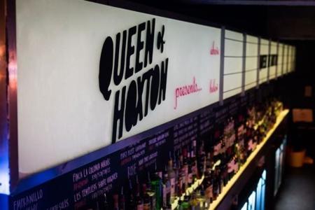 ¿Es un bar? ¿Un club? ¿Un cine? Queen of Hoxton es todo