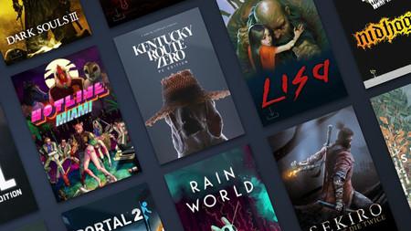 La web de miniaturas verticales para Steam que te ayudará a dejar más bonita tu biblioteca de juegos
