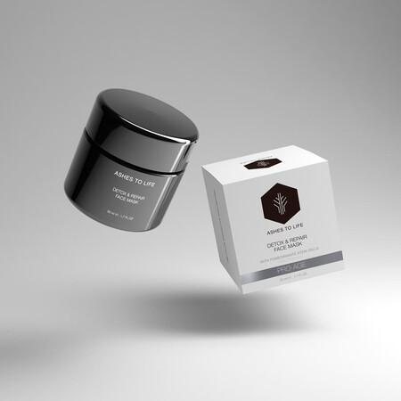 Mascarilla Facial Detox Reparadora 04