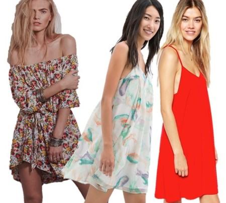 vestidos color verano