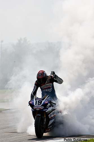 Superbikes en Imola, el patio trasero de Ducati