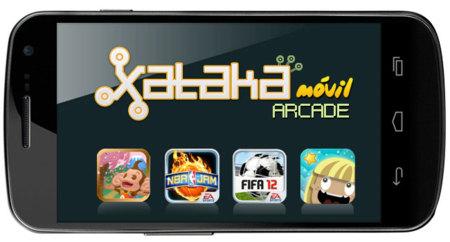 Baloncesto, fútbol, ciudades de ensueño y monetes. Xatala Móvil Arcade Edición Android (V)