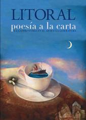 Cocina y literatura en la Revista Litoral, Poesía a la carta