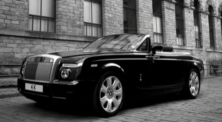 Rolls-Royce Phantom Drophead Coupe por Project Kahn